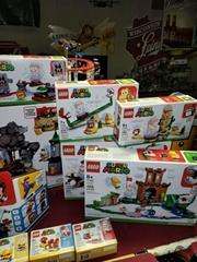 LEGO Super Mario 71369 Bowser's Castle Boss Battle (1010 Pieces)