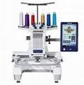 Brother Entrepreneur 6-Plus PR670E  6 Needle Embroidery Machine