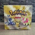 Pokemon  Neo Genesis 1st Edition, Unlimited Booster Box 1