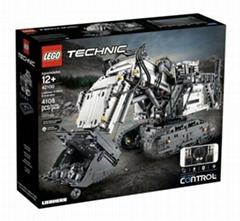 LEGO Technic 42100 Liebherr R 9800 Excavator (4108 Pieces)