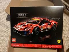 LEGO 42125 Ferrari 488 GTE AF Corse #51 Building Kit (1677 Pieces)