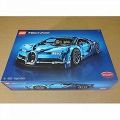 LEGO Technic Set 42083 Bugatt Chiron (3599 Pieces)