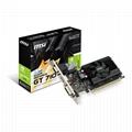 MSI GT 710 2GD3 LP Gaming GeForce GT 710 2GB GDRR3 64-bit Graphics Card 1