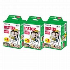 60 Prints Fujifilm Instax Mini Instant Film for Fuji 11 9 8 25 50 7s Neo 90 SP1