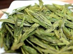 Chinese green tea dragon well tea Autumn tea GOOD TAST