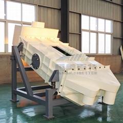 Wood pellet mill of accessory equipment --vibrating screener