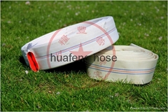 1''-4'' canvas fire protection hose