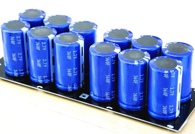 Sell supercapacitor Energy Storage capacitor 2.7V 360F 650F 4