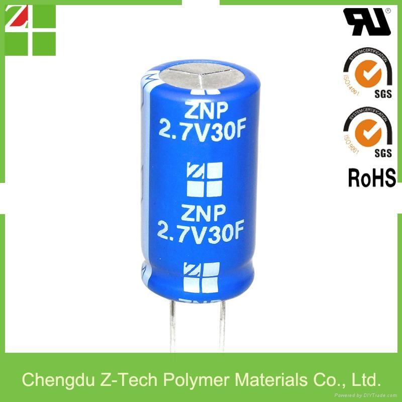 Ultra capacitor supercapacitor 2.7V 30F 1