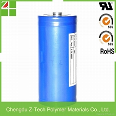 Large Ultracapacitor 2.7v 3000f For Electric Bicycle e bike bottle lithium batte