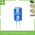 super capacitor 2.7V 1F