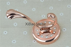 XiBao Hardware Factory direct sales Metal hook alloy hook