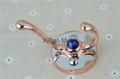 XiBao Hardware Factory stainless steel hook;clothes hook;Blue Diamond