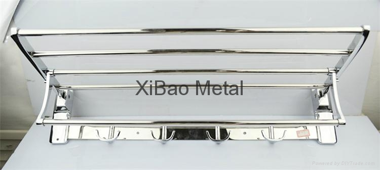 XiBao;Movable folding towel rack ;market one's own products 1