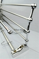Movable folding; Stainless steel towel rack; Factory direct sales 4