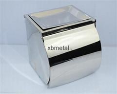 XiBao Stainless steel tissue holder