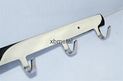 希寶新款不鏽鋼衣鉤 XB-0212 全201不鏽鋼挂鉤 全不鏽鋼材質