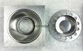 water-drop design; single; stainless steel floor drain  3