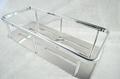 Rectangular racks; Stainless steel; Bathroom Storage Basket 5
