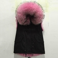Ladies Fake Fur waistcoat for winter