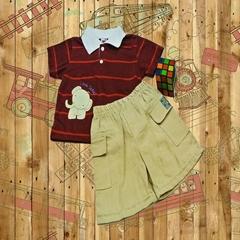 Kids baby boys children cltohes  shirt Knit Cotton Garment Wholesale supplier