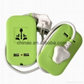 2015 European Pin UL Certificate New Universal USB Sockets 3