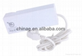 5v 2a micro usb charger 4port USB sockets travel charger 5
