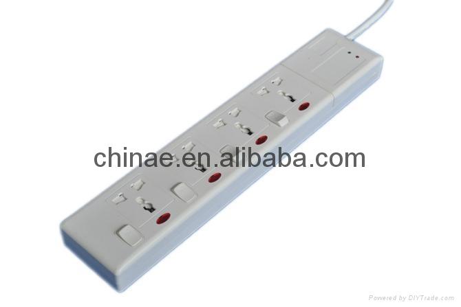 Universal extension sockets 2