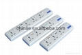 3way,4way,5way universal sockets extension plugs outlet 4