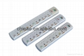 240V Extension spike guards with fuse and surge protection 2
