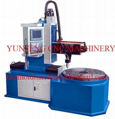 three-axis engraving equipment for tire mould