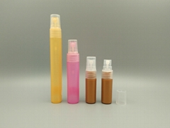 perfume bottle  mist spray container  cosmetic bottle