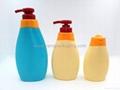 baby lotion bottle shampoo bottle body