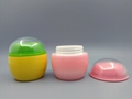 baby cream jar cosmetic container