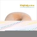 fashion bone shape car neck memory foam pillow neck supporting travelling pillow 5