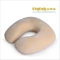 fashion bone shape car neck memory foam pillow neck supporting travelling pillow 2