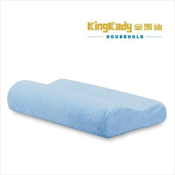 bedding set sleeping anti-snore Contoured molded memory foam pillow 3