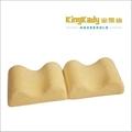 anti-fatigue relaxing memory foam leg