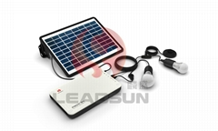 P6F4 Solar Lighting System With Funtional Controller
