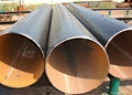 seamless steel pipe ASTM A53-98GB/T8162-2008