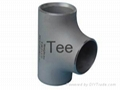 Equal/reducer TEE stainless/carbon steel