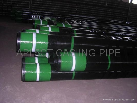 石油套管,油管,R3石油套管,J55 K55 H40 N80 API5CT 4