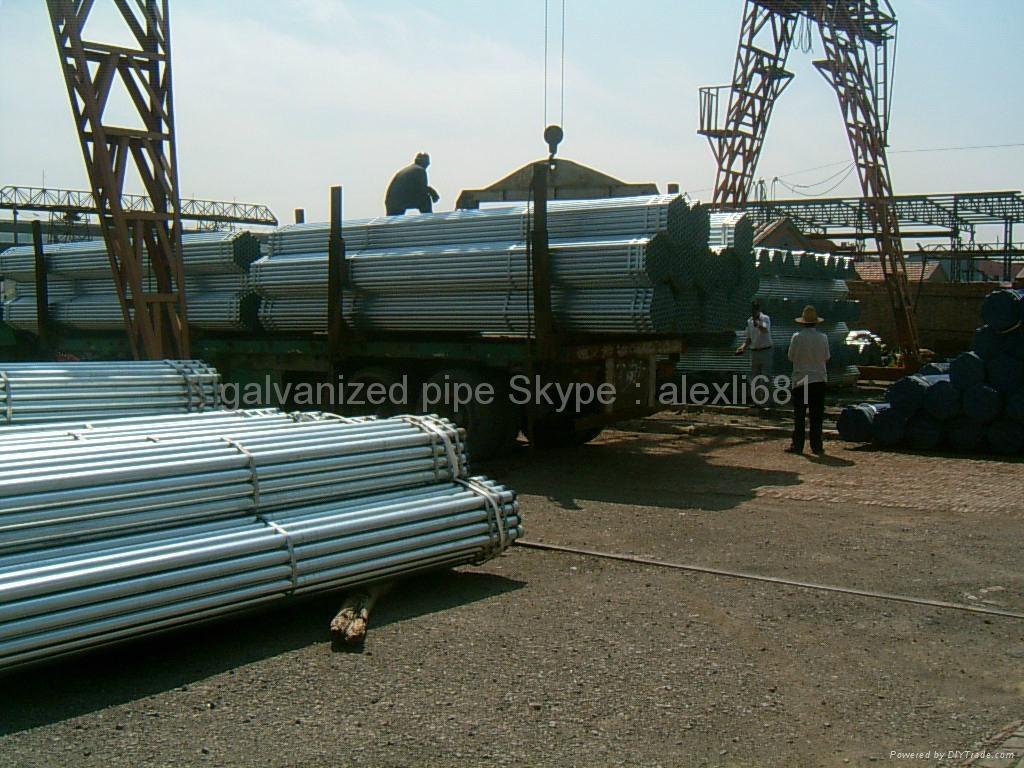 鍍鋅管,方管,矩形管,高頻鍍鋅鋼管,鍍鋅焊管,鍍鋅無縫管 11