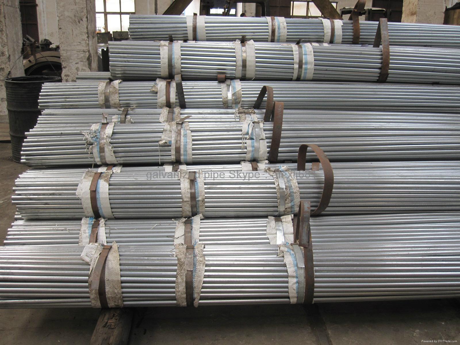 鍍鋅管,方管,矩形管,高頻鍍鋅鋼管,鍍鋅焊管,鍍鋅無縫管 12