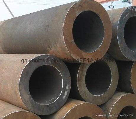 15CrMo、12Cr1MoV、P11、A333Gr6  合金钢管,合金管件,后壁合金 4