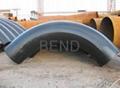 4D.5D 弯管,碳钢弯管,大口径弯头,不锈钢大弯,合金弯管 8