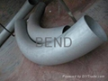 4D.5D 弯管,碳钢弯管,大口径弯头,不锈钢大弯,合金弯管 12