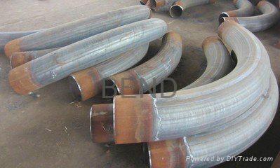 4D.5D 弯管,碳钢弯管,大口径弯头,不锈钢大弯,合金弯管 14