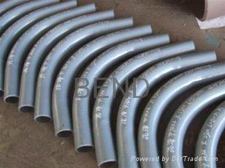 4D.5D 弯管,碳钢弯管,大口径弯头,不锈钢大弯,合金弯管 17