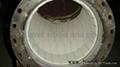耐磨陶瓷弯头,三通,大小头. 耐磨弯管 6